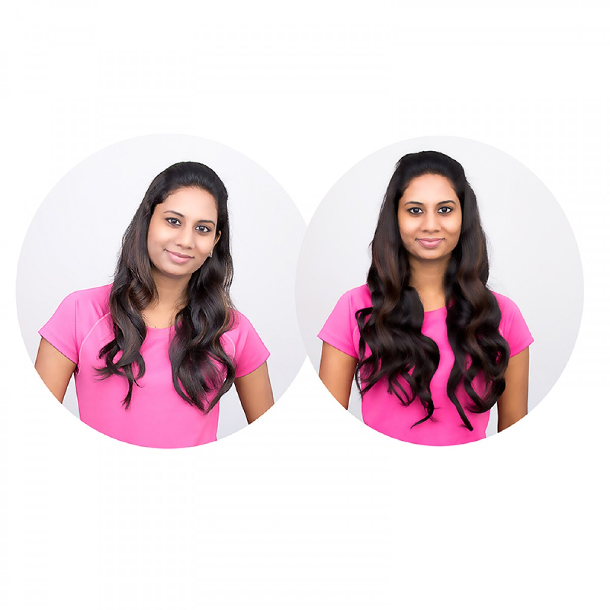 Clip In Hair Extensions - 80G